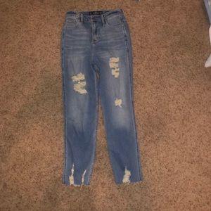 Holistic mom jeans